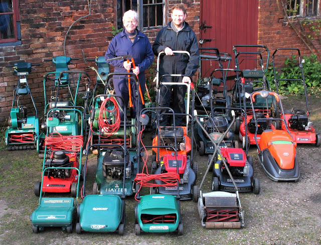Famous Mowers